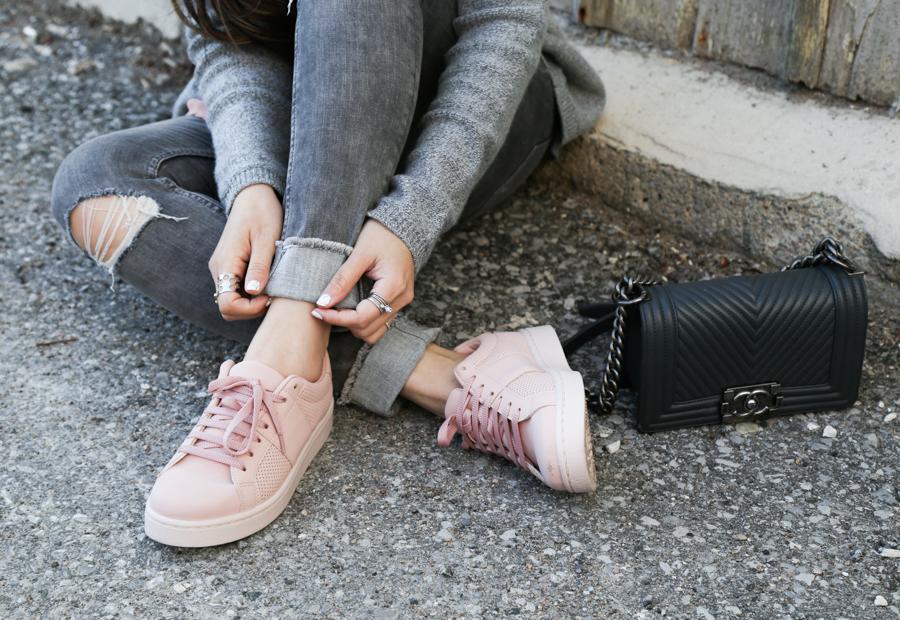 asos-pink-sneakers