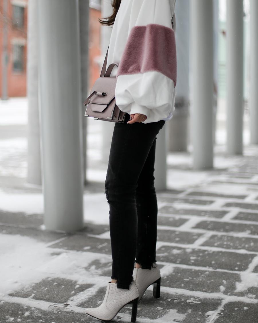 Fashion Sweat Oversize Femme