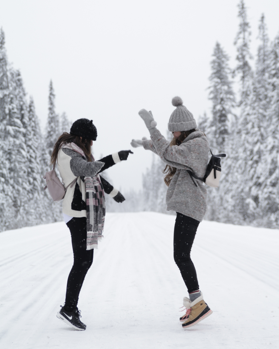 banff girls Experience our luxurious banff springs hotel and golf resort located in the rocky mountains of banff national park, alberta, canada enjoy our world-class golf course, willow stream spa.