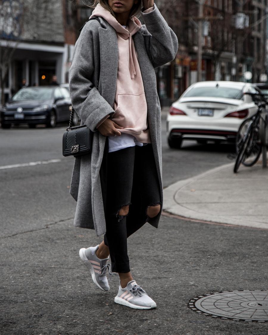 Comfy Black Non Slip Shoes